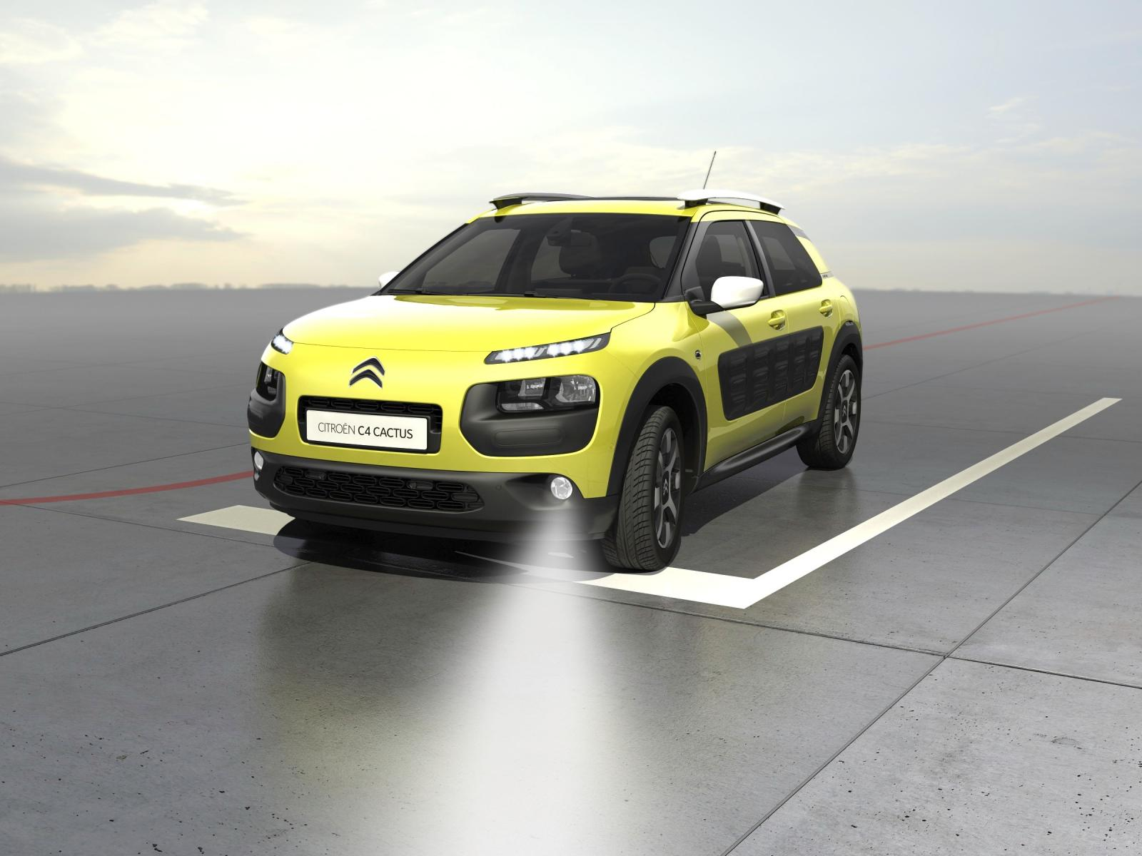 C4 Cactus 2014 éclairage statique d'intersection